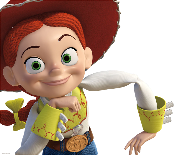 Jessie z Toy Story